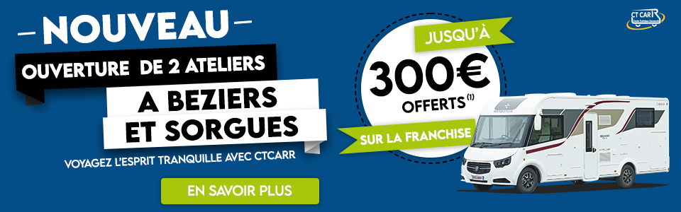 Jusqu'au 31/05/2021, offre exceptionnelle à Narbonne !